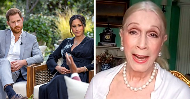 Meghan Markle & Prince Harry Will Not Last, Claims Royal Biographer Lady Colin Campbell