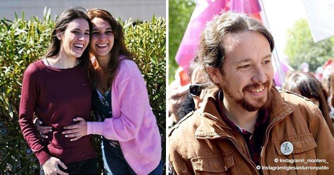 Irene Montero y Pablo Iglesias esperan un bebé nuevamente