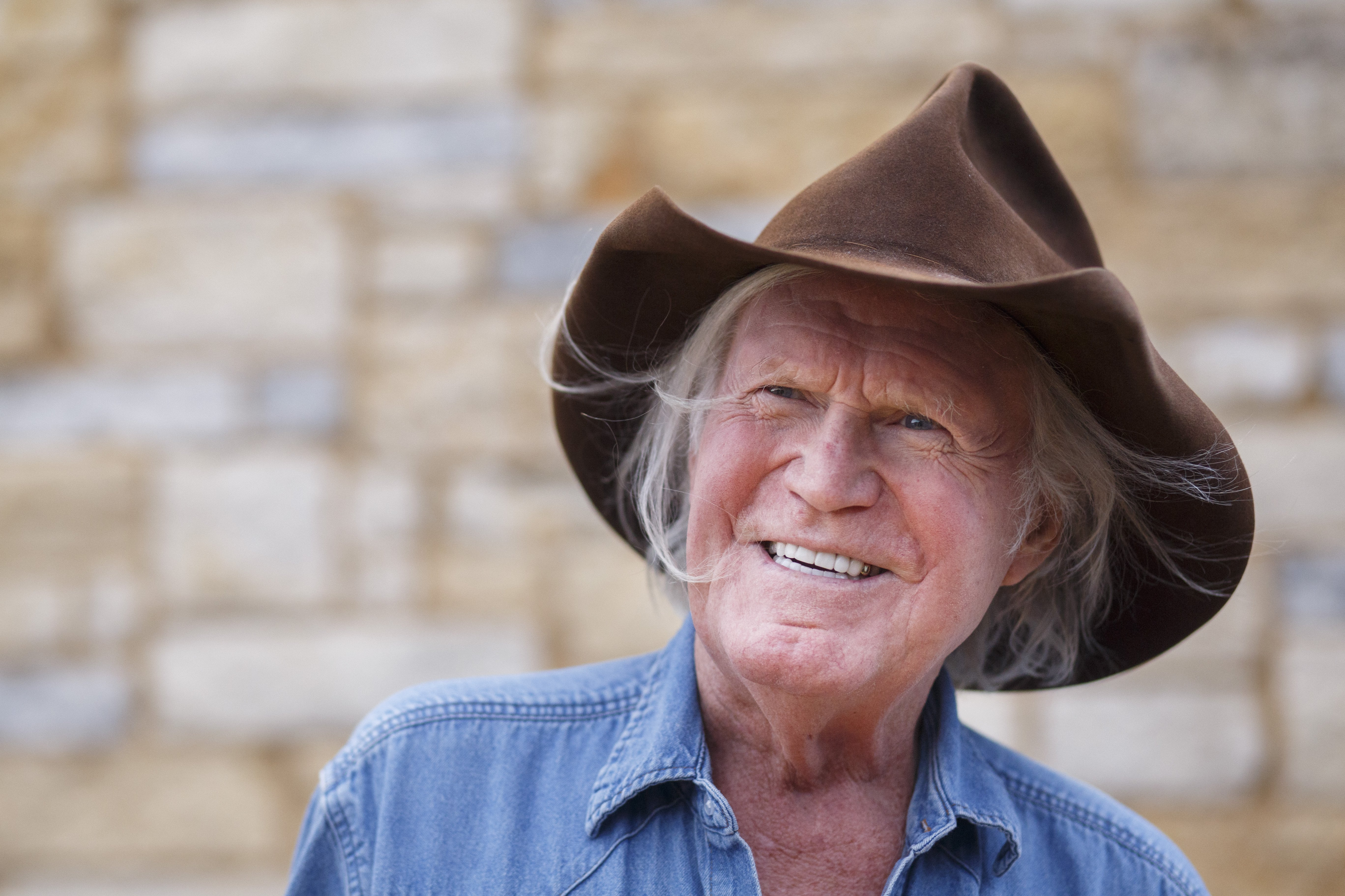 Billy Joe Shaver at the Redneck Country Club in Stafford, Texas Nov. 18, 2016. | Source: Getty Images.