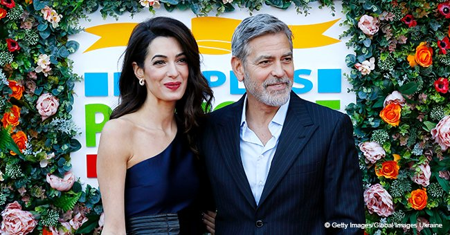 George and Amal Clooney Steal the Spotlight with Their 'Chemistry' at a Glamorous Gala