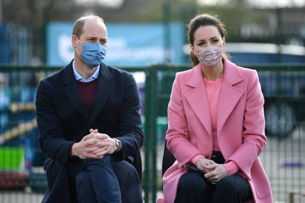 Le Duc de Cambridge et sa femme Kate Middleton | Photo : Getty Images