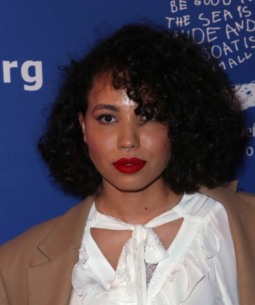 Jurnee Smollett-Bell attends the Children's Defense Fund California's 28th Annual Beat The Odds Awards at the Skirball Cultural Center | Photo: Getty Images