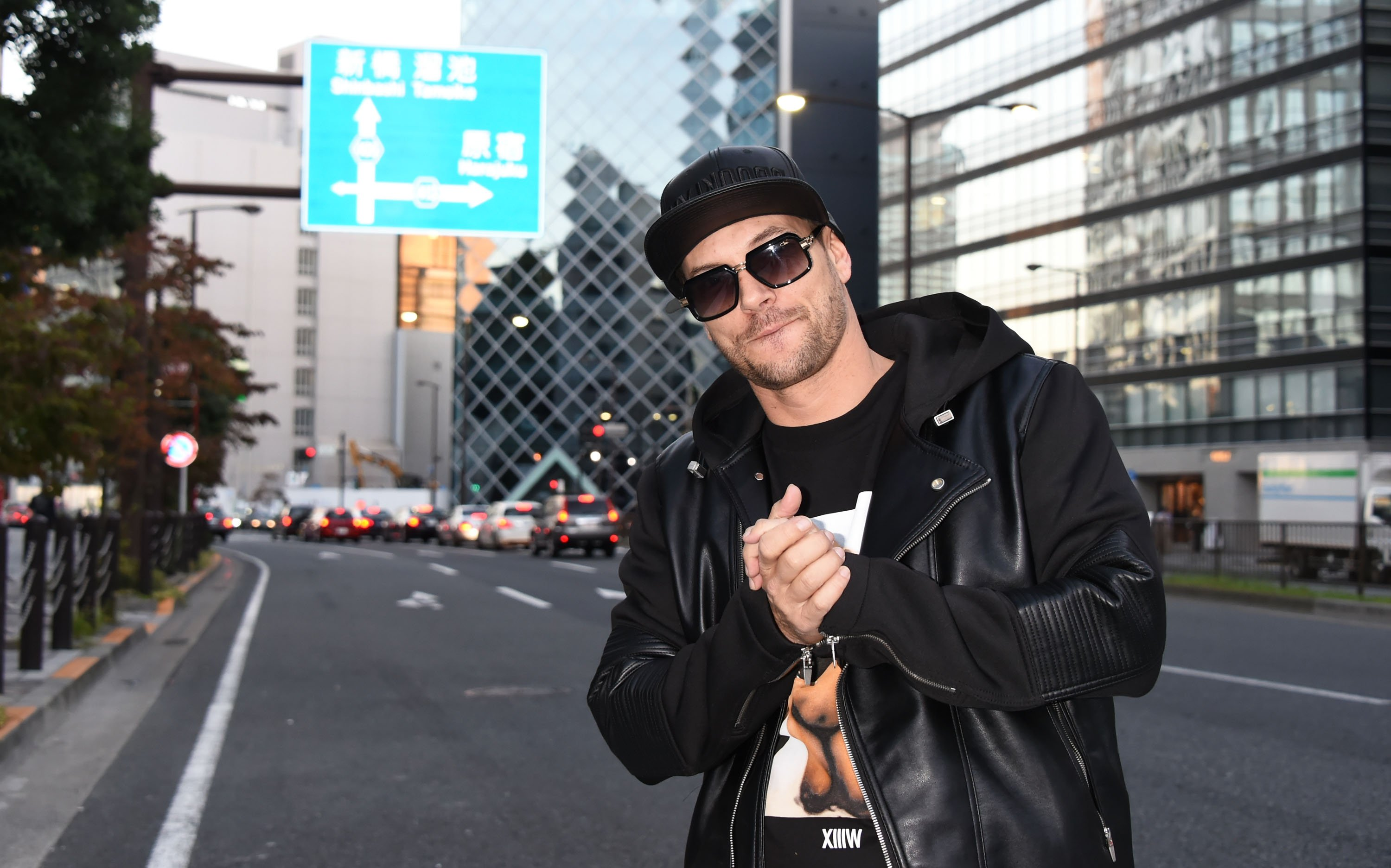 Kevin Federline sighted on October 26, 2015 in Tokyo, Japan | Photo: Getty Images