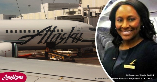 Alert stewardess saves girl from human trafficking onboard flight