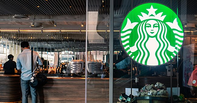 A customer is ordering a drink at a Starbucks.   Photo: Shutterstock