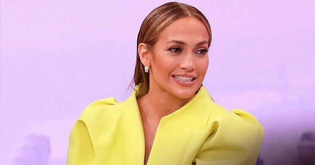Jennifer Lopez Cuddles with Her Twins during 'It's My Party' Tour Stop in Chicago