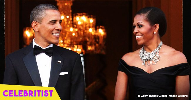 Barack and Michelle Obama celebrate their 26th wedding anniversary with sweet messages