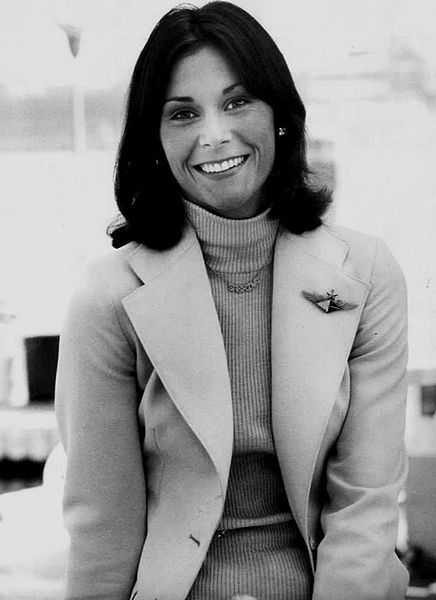 Kate Jackson from the television program Charlie's Angels. | Source: Wikimedia Commons