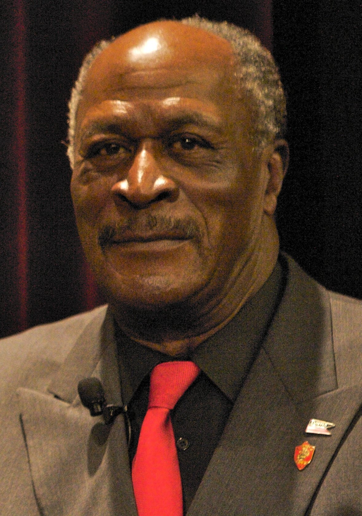 John Amos in March 2011 | Source: Wikimedia Commons