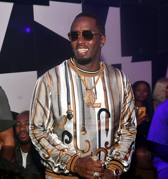 Sean Combs at the Bad Boy & Quality Control Takeover on September 14, 2019 | Photo: Getty Images