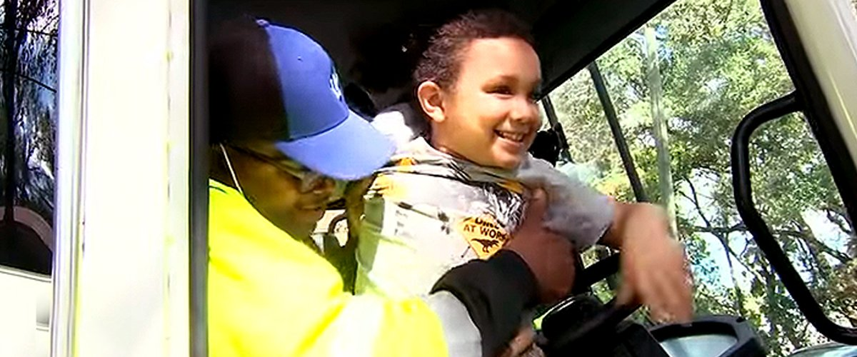Florida Sanitation Worker Saves Life of 7-Year-Old Boy Who Climbed inside a Trash Can
