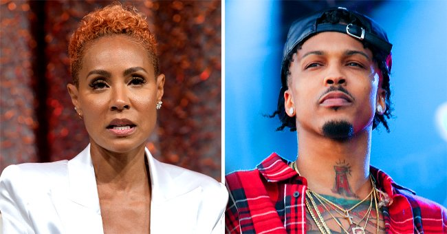 Jada Pinkett-Smith's Rep Reportedly Denies August Alsina's Claims of Their Alleged Affair