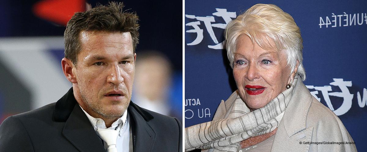 Un appel privé de Benjamin Castaldi et Line Renaud après les propos de l'actrice sur sa grand-mère