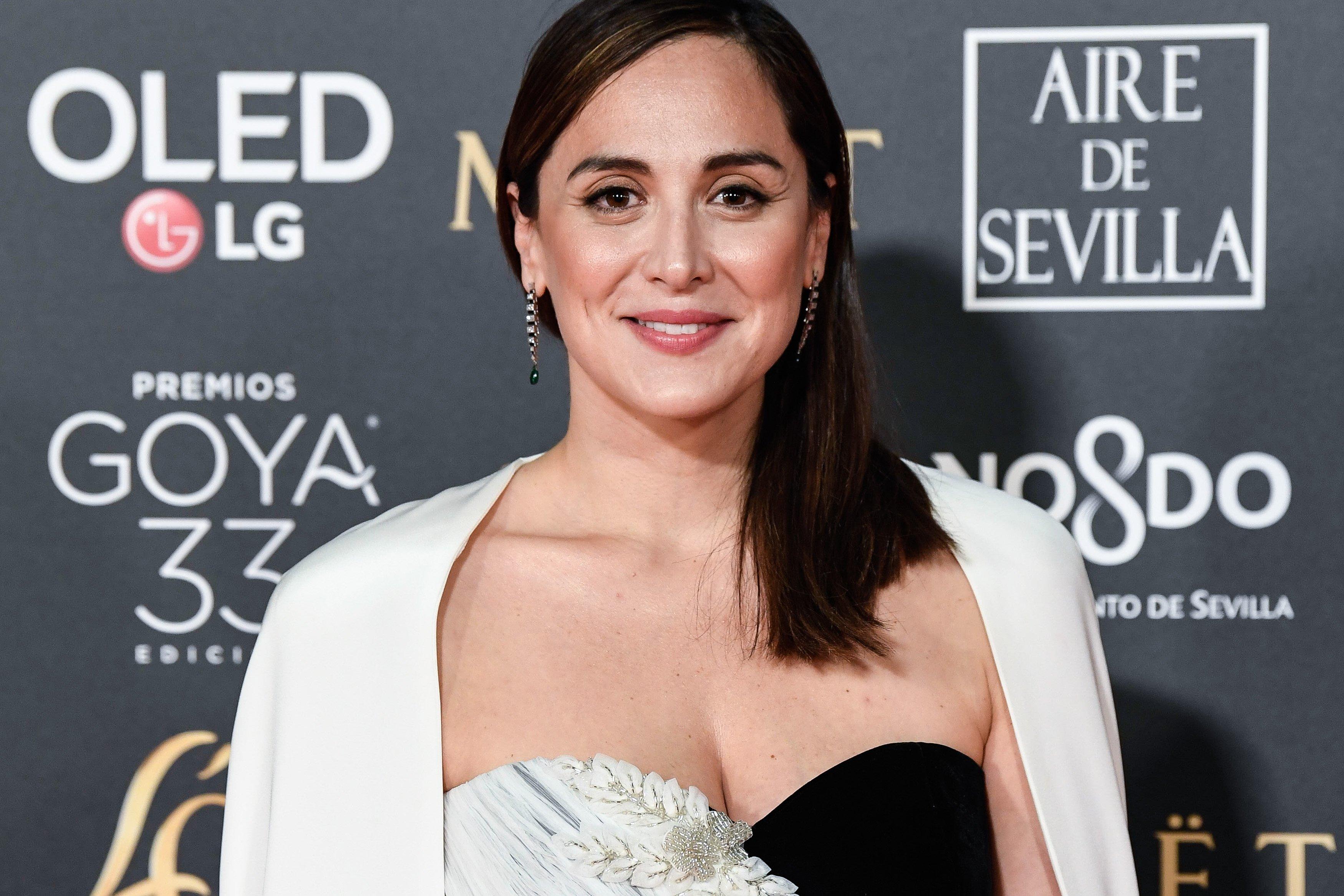 Tamara Falcó asiste a los Premios del Cine Goya 2019 en su 33° edición, en el Palacio de Congresos y Exposiciones FIBES en febrero de 2019, en Sevilla, España || Fuente: Getty Images