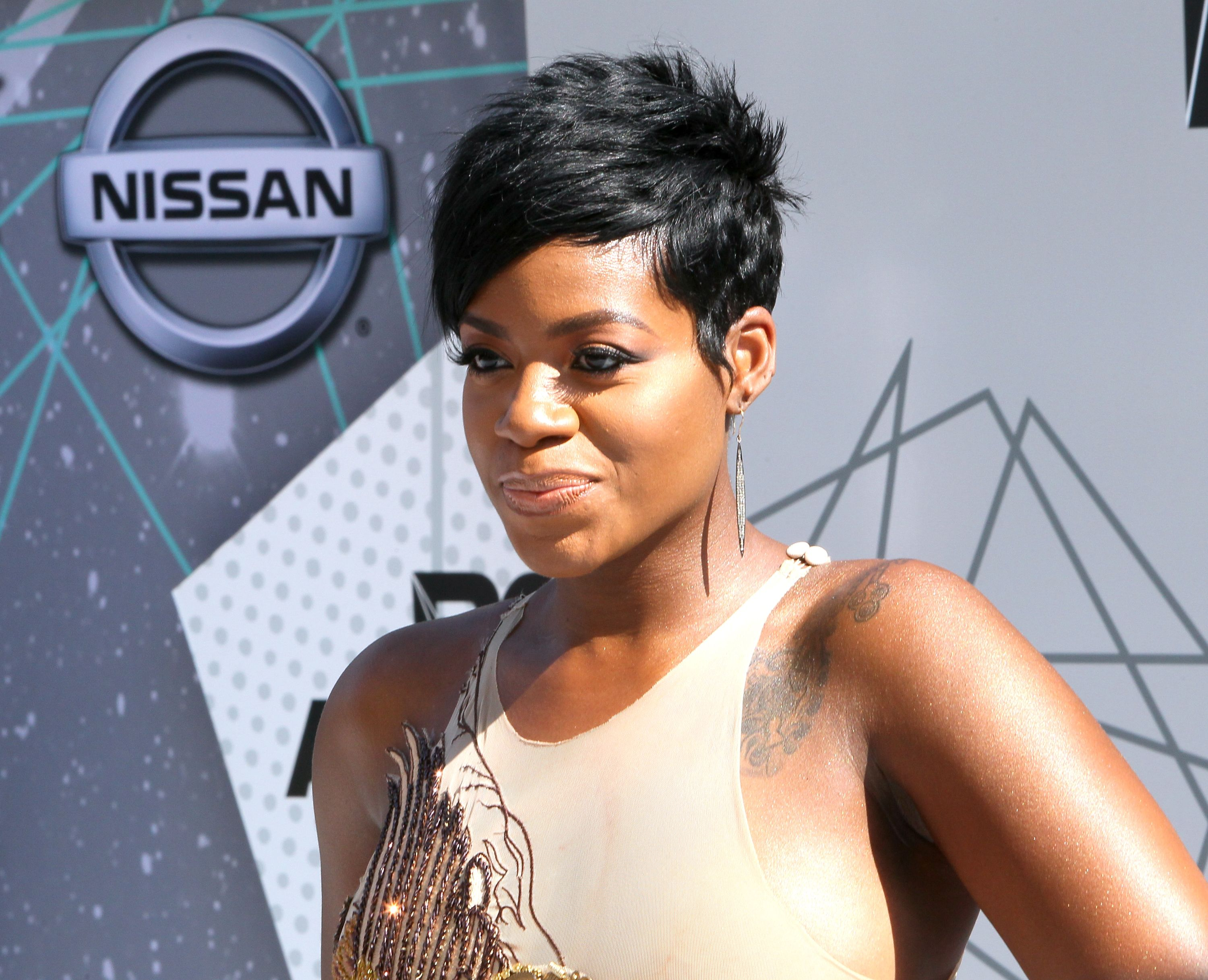 Fantasia Barrino at the BET Awards on June 26, 2016 in Los Angeles. │Photo: Getty Images