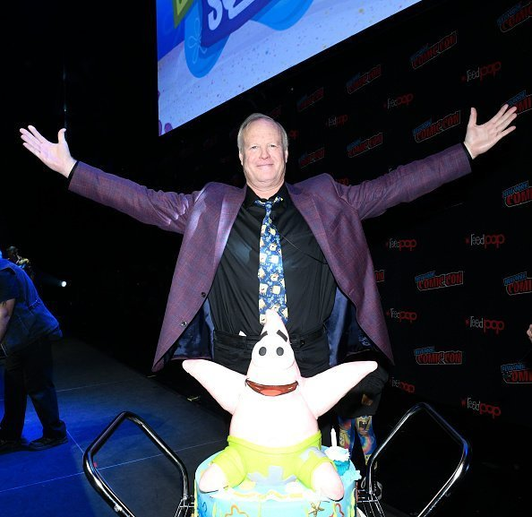 Bill Fagerbakke at Jacobs Javits Center on October 04, 2019 in New York City.   Photo: Getty Images