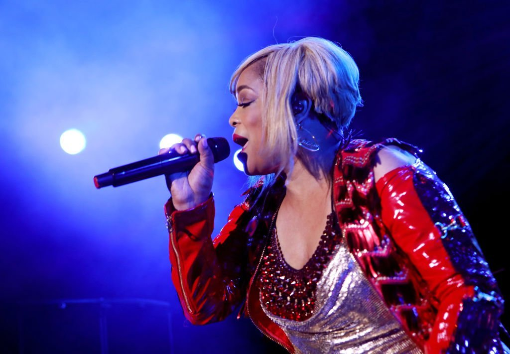 Tionne 'T-Boz' Watkins of TLC performs onstage at the GRAMMY Celebration during the 61st Annual GRAMMY Award at Staples Center | Photo: Getty Images