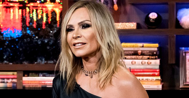 """An undated image of reality star Tamra Judge during """"Watch What Happens Live!"""" visit Season 15   Photo: Getty Images"""