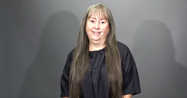 Cette femme de 65 ans méconnaissable après avoir coupé ses cheveux !