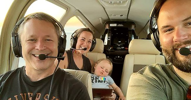 How a Pilot Helped Family with a 2-Year-Old Reach Destination after They Were Kicked Off Flight