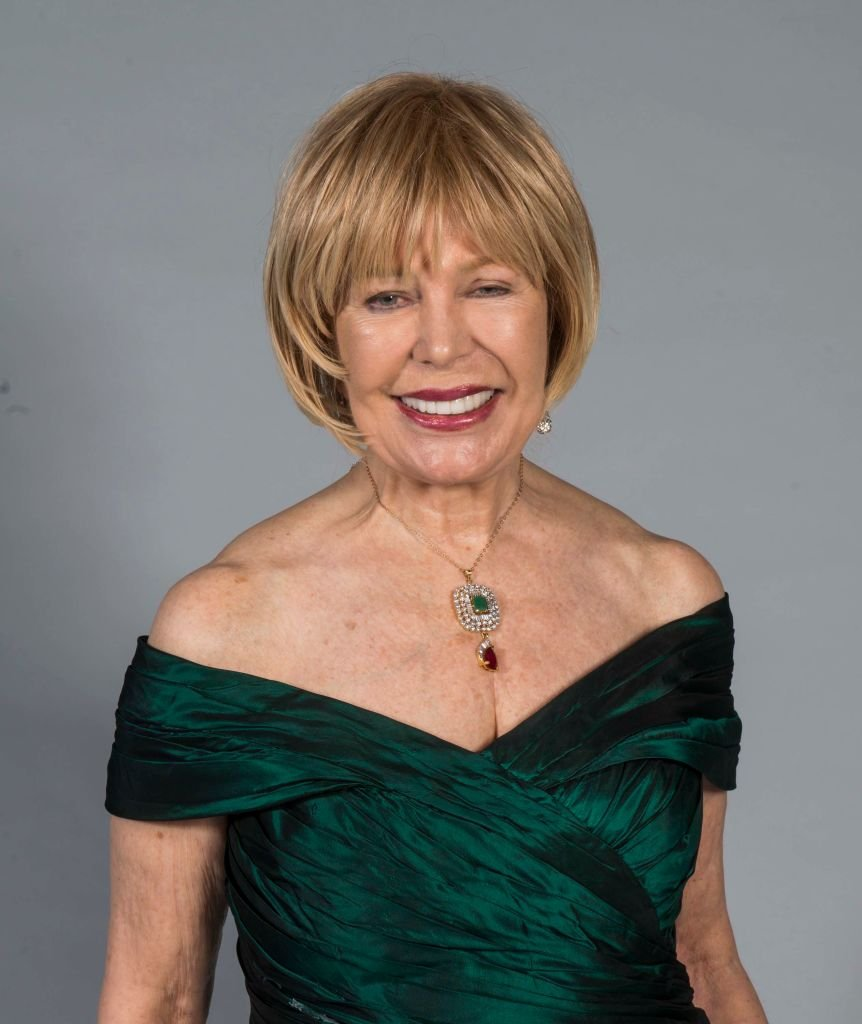 Loretta Swit poses for portrait at 45th Daytime Emmy Awards - Portraits by The Artists Project Sponsored by the Visual Snow Initiative | Photo: Getty Images