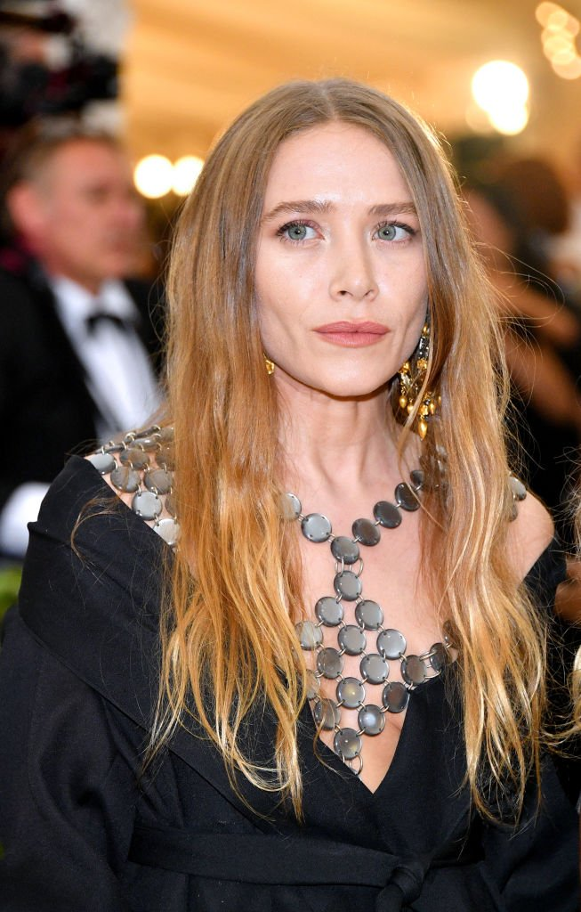 Mary-Kate Olsen.   photo : Getty Images