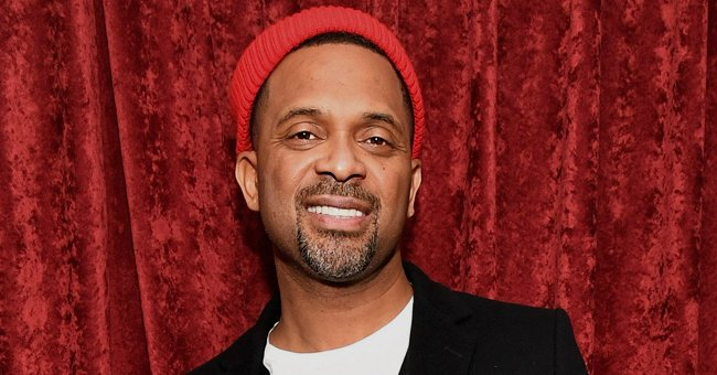 Mike Epps' Daughter & Granddaughter Pull off Adorable Pouts as They Stand Holding Hands
