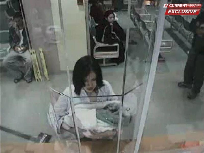 La madre de Jessica dijo que estaba demasiado asustada para saber qué hacer. | Foto:YouTube/A Current Affair