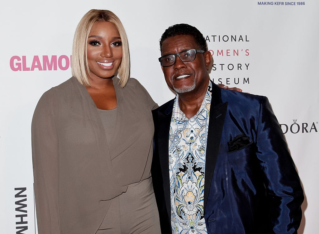 NeNe Leakes and Gregg Leakes attend the 5th annual Women Making History Brunch at Montage Beverly Hills on September 17, 2016.   Photo: Getty Images