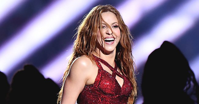 Entertainment Tonight: Shakira's Super Bowl Boots Reportedly Cost $20,000