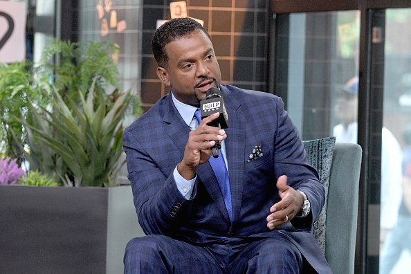 Alfonso Ribeiro at the Build Series on September 26, 2019 | Photo: Getty Images