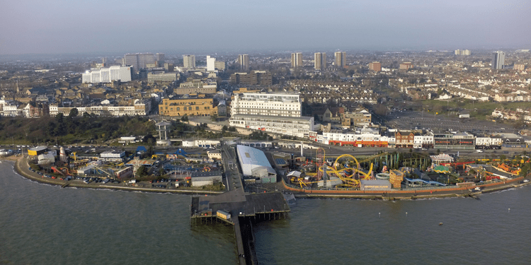 Cité Balnéaire De Southend | Photo : Getty Images