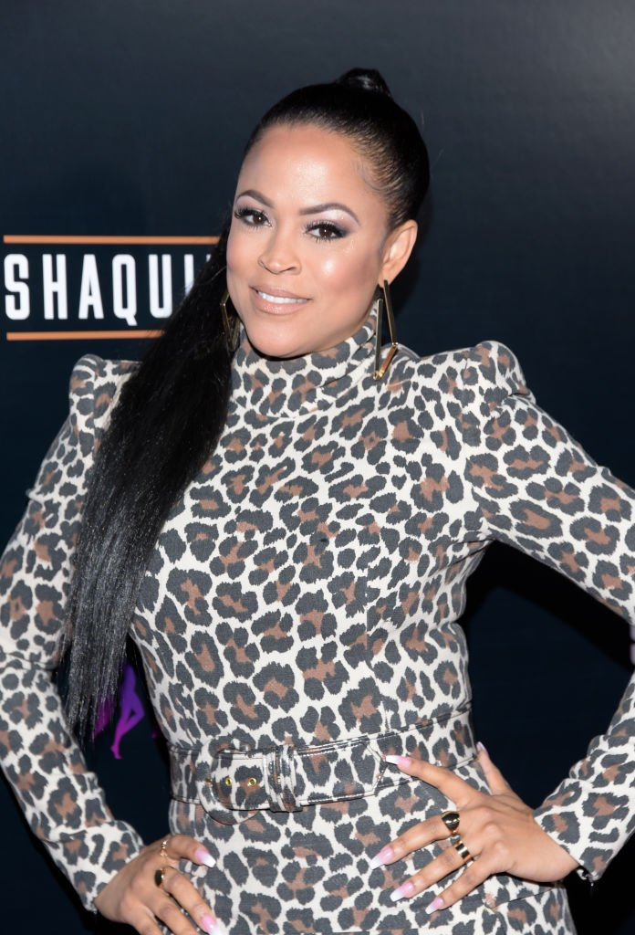 Shaunie O'Neal poses at the grand opening of Shaquille's at L.A. Live on March 09, 2019 in Los Angeles, California.   Source: Getty Images