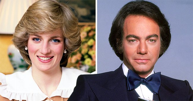 Photographer Says Princess Diana Blushed While Dancing with Neil Diamond at a 1985 White House Dinner