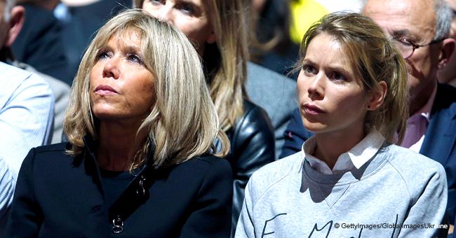 La fille de Brigitte Macron décrit le début de l'histoire d'amour entre Brigitte et le jeune Emmanuel