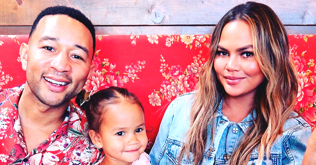 Chrissy Teigen Claps Back at Troll Who Scolded Her for Painting Luna's Nails