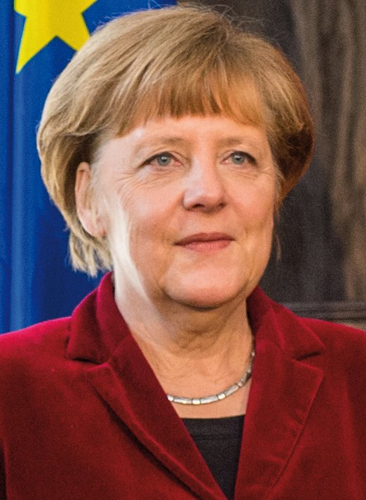 Angela Merkel, Februar 2015 | Quelle: Wikimedia Commons