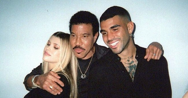 Lionel Richie's Son Miles Shares Heartwarming TBT Family Pics with His Dad & Sister Sofia