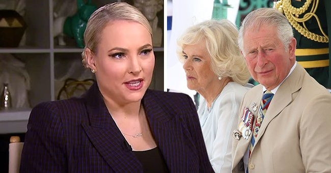 Why Meghan McCain Thinks Prince Charles and Camilla Parker-Bowles Are the Most Boring People in the World