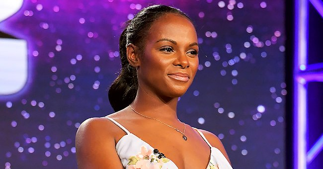 'Sonic The Hedgehog' Star Tika Sumpter Plants a Kiss on Her Beautiful Mom in a Heartwarming Photo