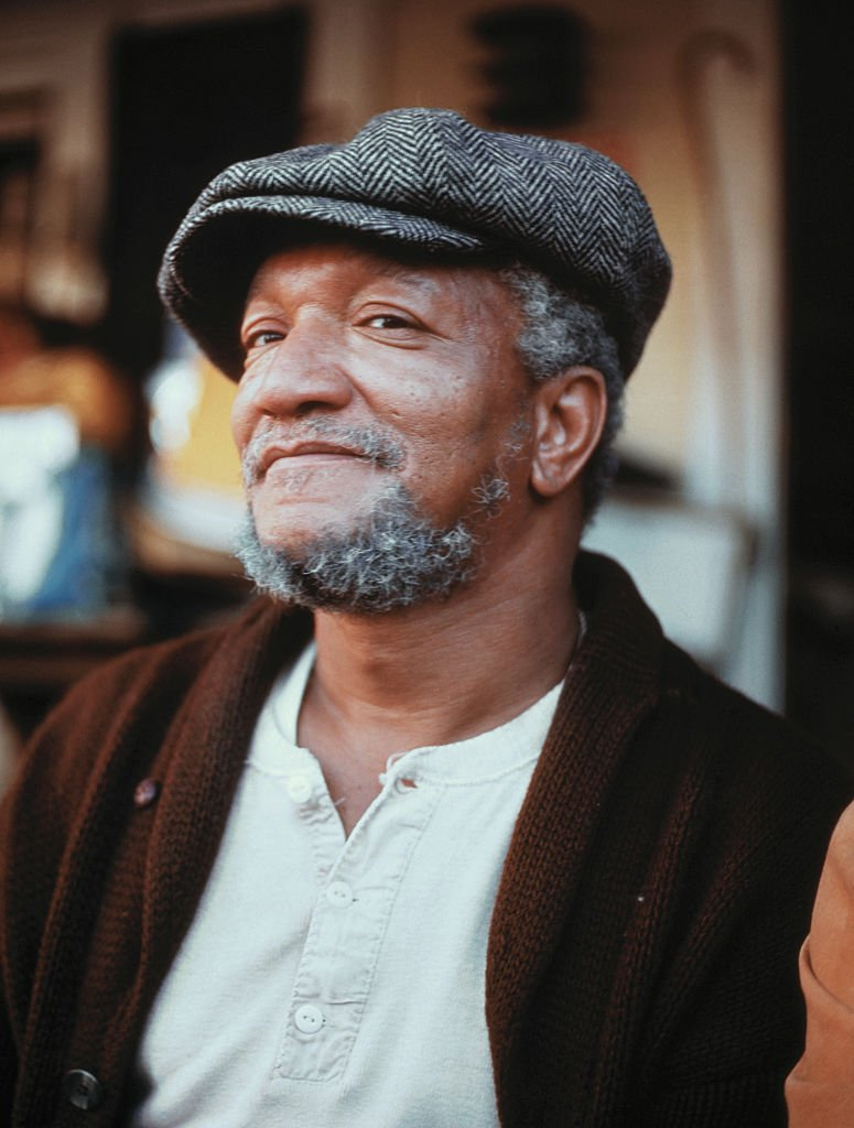 Redd Fox in the TV series Sanford and Son (1972-1977) | Photo: Getty Images