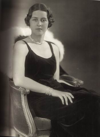 Portrait of Princess Cecilie of Greece and Denmark | Source: Wikimedia Commons/ Public Domain
