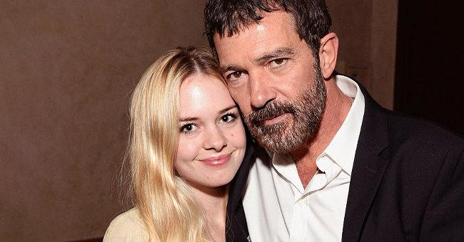 Meet Antonio Banderas' Daughter Stella Who Is All Grown-up & Looks Like Her Famous Grandmother
