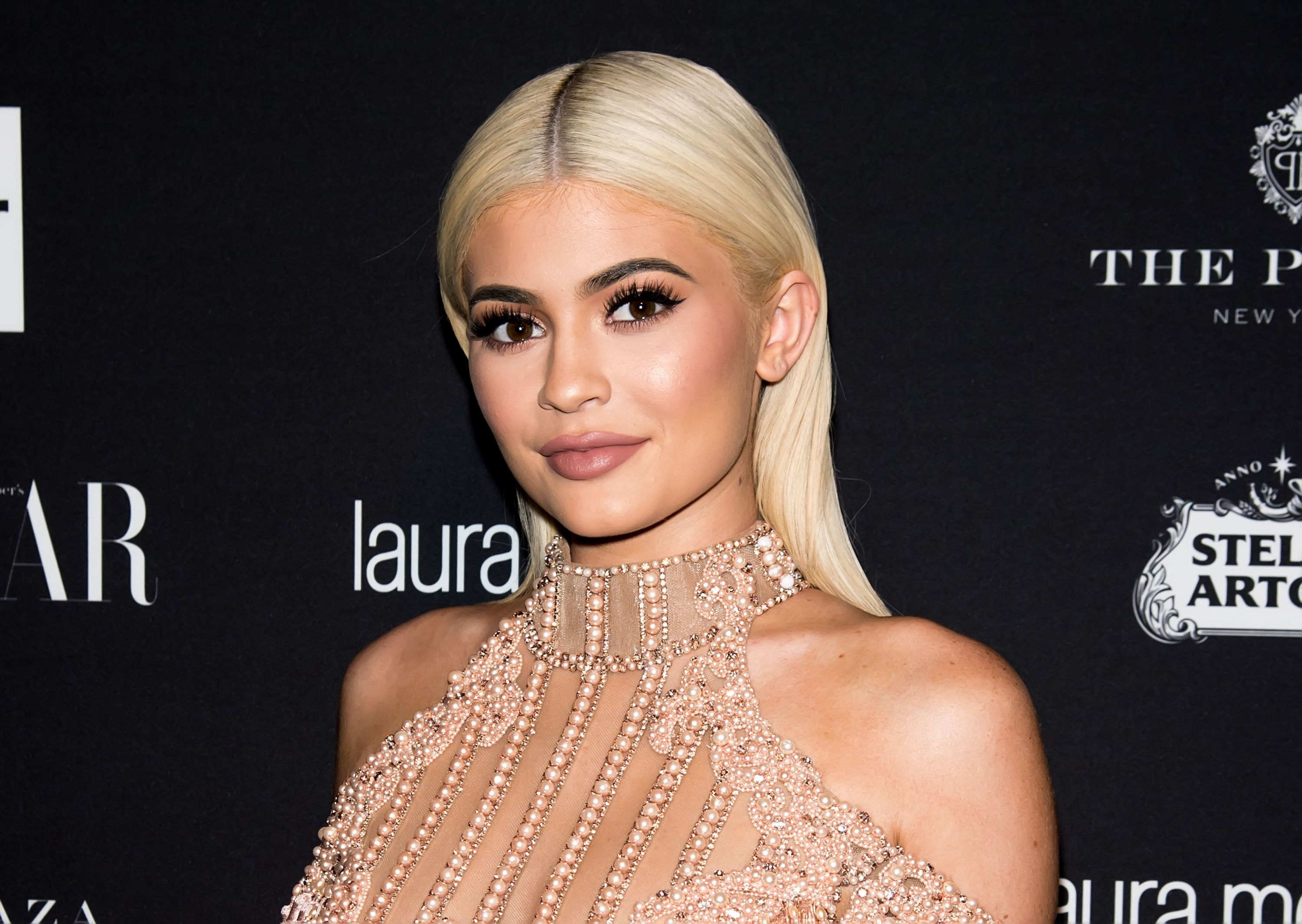 """Keeping Up With the Kardashian's star Kylie Jenner at Harper's BAZAAR Celebrates 'ICONS By Carine Roitfeld' at The Plaza Hotel in New York City