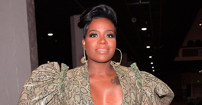 Fantasia's Daughter Zion Flaunts Her Natural Beauty in New Mirror Selfies Shared on Instagram