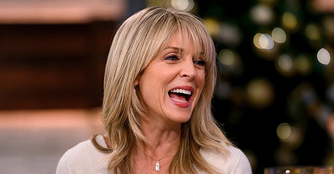Marla Maples Shares Throwback Photo in Glittery Shorts and Fans Shower Her with Praises