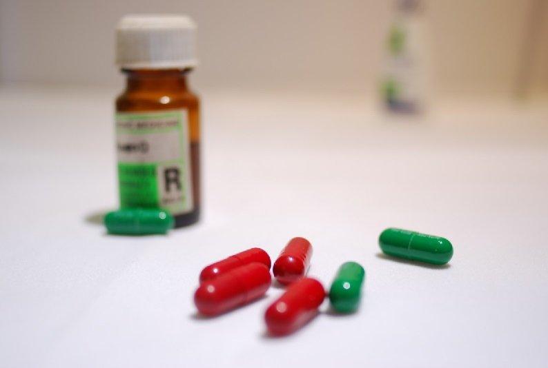 Medicamentos. | Foto: PxHere