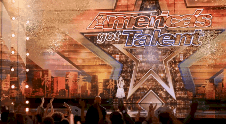 Source:  YouTube/America's Got Talent