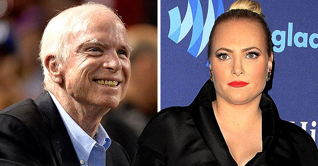 Meghan McCain Recalls Working on 'The View' While Grieving Her Late Father Sen John McCain