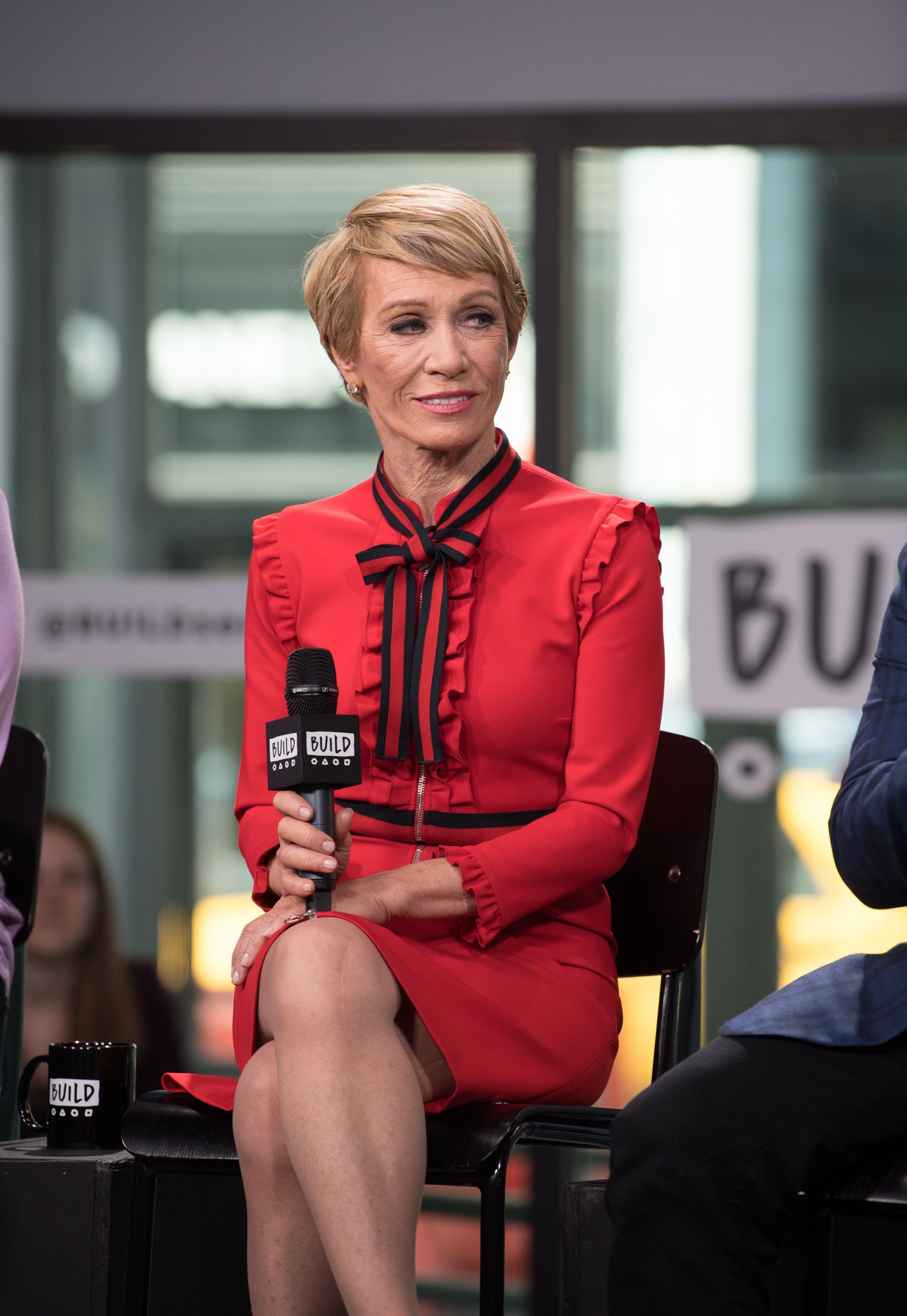 """Barbara Corcoran at the Build series to discuss """"Shark Tank"""" at Build Studio in New York City 